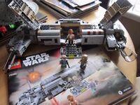 LEGO STAR WARS TRANSPORTER SHUTTLE