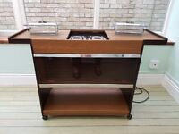 Philips Hostess Trolley in exc condition