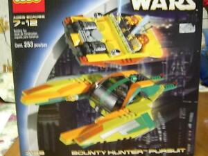 LEGO Star Wars - Bounty Hunter Pursuit 7133 – NIB