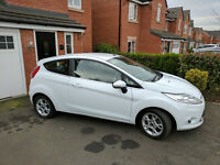 Ford Fiesta (12), 1.25L, 47k miles. Well looked after