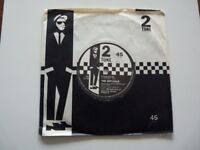 """The Specials Stereotype 2 Tone CHS TT 13-A 7"""" Vinyl single"""