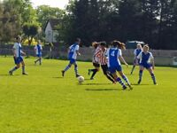 LADIES FOOTBALL CLUB - JOIN THE ACTION