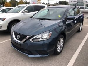 2018 Nissan Sentra SV 259$ PER MONTH WINTER TIRES INCLUDED