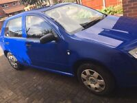 2007 Skoda Fabia Classic (54), Blue Hatchback, 1.2 Petrol, 5DR, Manual