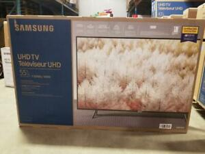 ***LIQUIDATION OPEN BOX*** -SAMSUNG 55 PO 4K SMART 499$ - BOOM LIQUIDATION