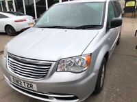 Chrysler Grand Voyager 2.8 CRD LX AUTO Stow and Go 2012 Lift