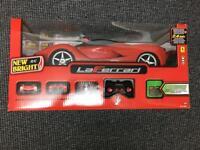 New unopened big Ferrari remote control car