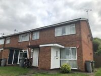 2 bedroom first floor flat for rental - available 1st October