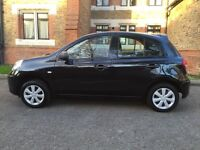 Nissan Micra 2012 , 5 dr Manual 1.4 , 1 Owner Only , 1 Year MOT , Immaculate , Quick Sale £3500