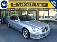 1999 Mercedes-Benz S320 CLEAN 2-YEAR WARRANTY 127 Kms