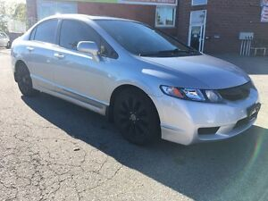 2011 Honda Civic EX-L - SAFETY & E-TESTED