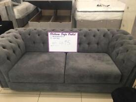 Brand new Chesterfield 3 seater