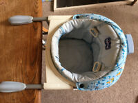 Chicco 360 hook on highchair