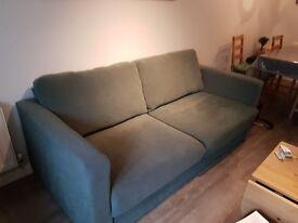 Nabru 2 seat wide sofa - £100 O.N.O.