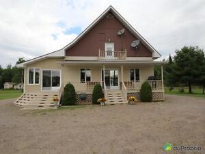 229 000$ - Domaine et villa à vendre à Lac-Bouchette