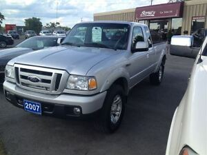 2007 Ford Ranger Sport   4x4  CALL NAPANEE $105.86 182K