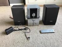 DAB Radio/Tape deck/CD player/USB/