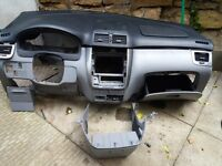 LEFT HAND DRIVE DASHBOARD FOR TOYOTA AVENSIS VERSO
