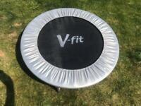 Vfit mini rebounder trampoline