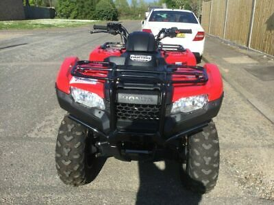 Honda 2018 Quad Bike TRX420FM2 NO VAT