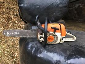 Sthil ms260 chainsaw