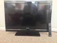 Hardly used Sony Bravia tv VDL-325500
