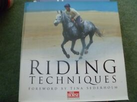 Riding Techniques & Horse Manual