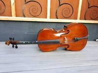 3/4 size Stentor Cello