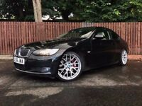 "BMW 330D COUPE 2006, AUTOMATIC DIESEL, 19"" ALLOYS, LOW MILEAGE"