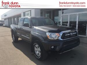 2013 Toyota Tacoma 4X4 **PST PAID** Now $29,900!
