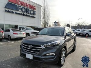 2017 Hyundai Tucson Luxury 5 Passenger All Wheel Drive, 2.0L Gas
