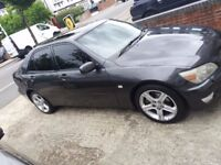 IMMACULATE LEXUS IS200! QUICKSALE! FSH/M.O.T!