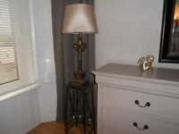 Antique Bronze Effect Lamp