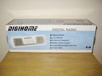 Brand New Digihome DAB Radio.
