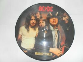 Ac Dc Highway To Hell Pic Disc.