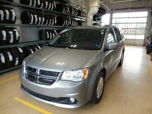 2016 Dodge Grand Caravan CREW Family mover wtih Stow N Go