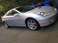Toyota Celica 2002 VVTI