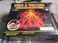 Build a volcano science experiment