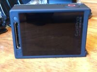 GoPro Hero 4 silver kit (mint) w/ 3 batteries, 32/64GB mem cards, suction cup mount, case.