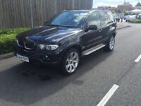 BMW X5 3.0d very nice car DVD player