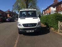 Mercedes sprinter recovery truck 311cdi 2.1 td automatic