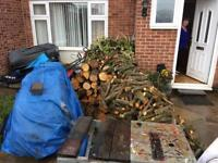 Firewood - Hawthorn. Chopped and can be delivered.