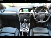 Audi A4 2.7 TDI S Line multitronic 4dr, Audi Bang & Olufsen sound system installed