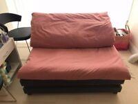Futon 2 seater sofa/ Sofa Bed