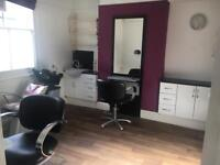 Hairdressing room to rent in Leamington Spa