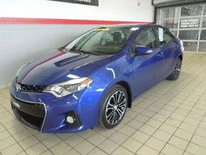 2014 Toyota Corolla S TOIT OUVRANT-MAGS