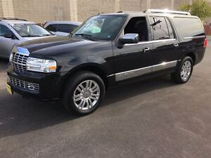 2012 Lincoln Navigator L, Automatic, Navigation, Leather, Heated
