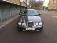 JAGUAR S-TYPE 2.5 V6, LONG MOT, SERVICE, AUTOMATIC, CHEAP