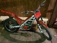 Sherco 320cc 4 stroke trials bike for sale or px!