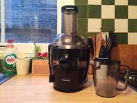 Philips Juicer - Black HR1852/71